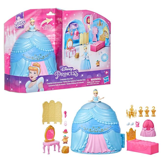 Disney Prinzessin Styling Überraschung - Cinderellas Rock