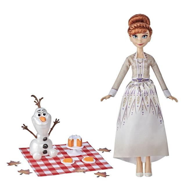Die Eiskönigin 2 - Spielset - Annas und Olafs Herbstpicknick