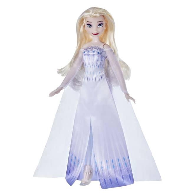Die Eiskönigin 2 - Modepuppe - Königin Elsa