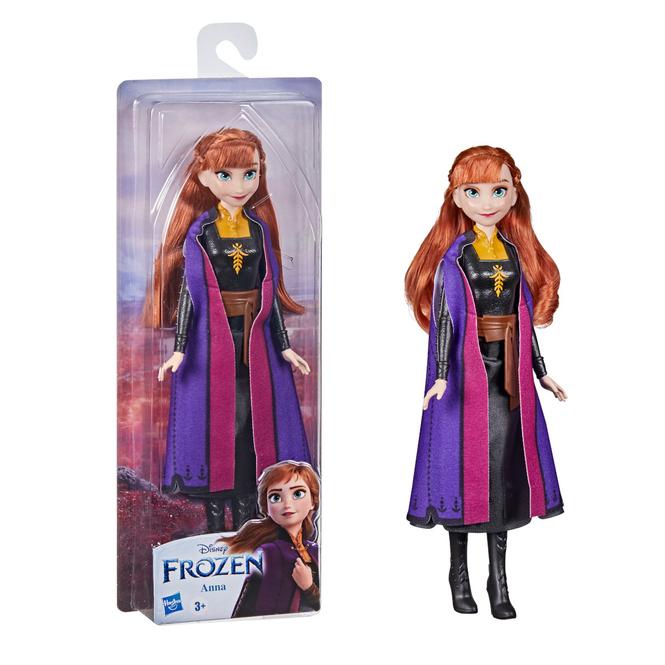 Die Eiskönigin 2 - Schimmerglanz Anna - Modepuppe