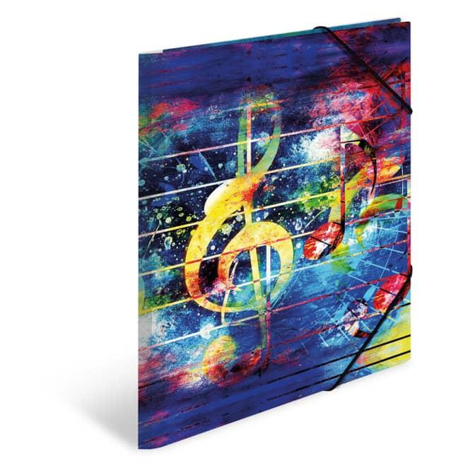 Sammelmappe DIN A3 - Musik