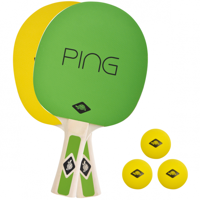 Donic Schildkröt Tischtennis-Set - Ping Pong