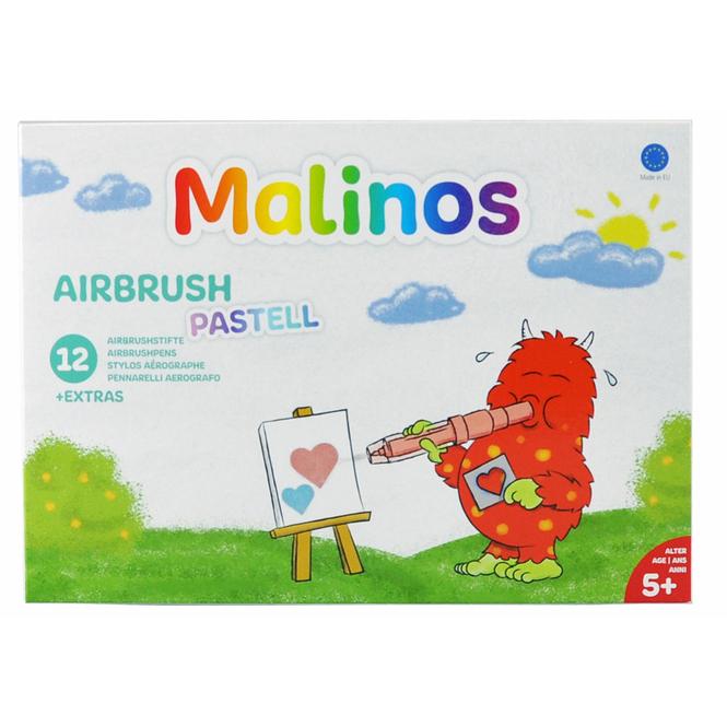 Malinos - Airbrush - Pastell