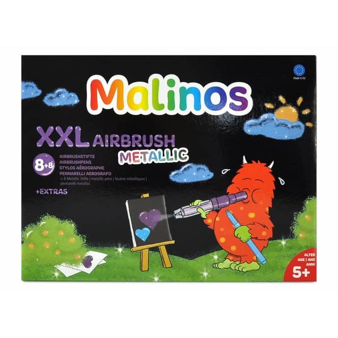 Malinos - XXL Airbrush - Metallic