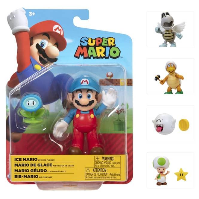 Super Mario - Spielfigur - ca. 10 cm - 1 Stück