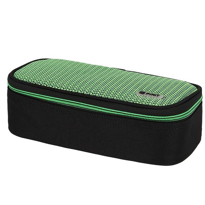 Schlamperetui - My Bag - grün/schwarz