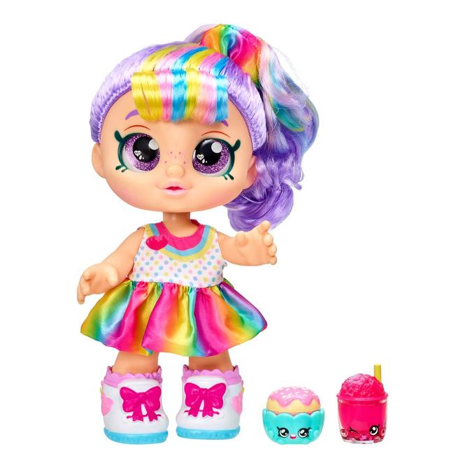 Kindi Kids - Puppe - Rainbow Kate