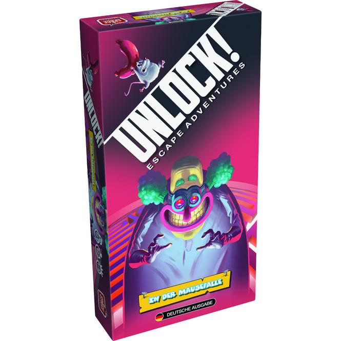 Unlock! Escape Adventures - In der Mausefalle