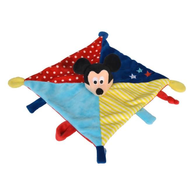 Schmusetuch - Mickey Maus