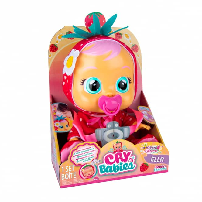 Cry Babies - Babypuppe - Ella