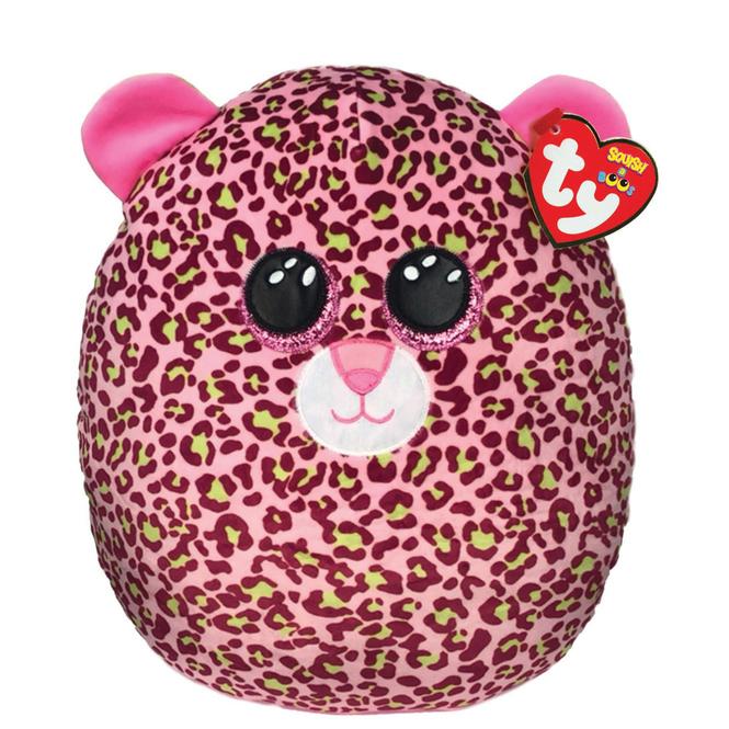 Squish a Boo - Plüsch Kissen - Leopard Lainey - ca. 23 cm - Ty