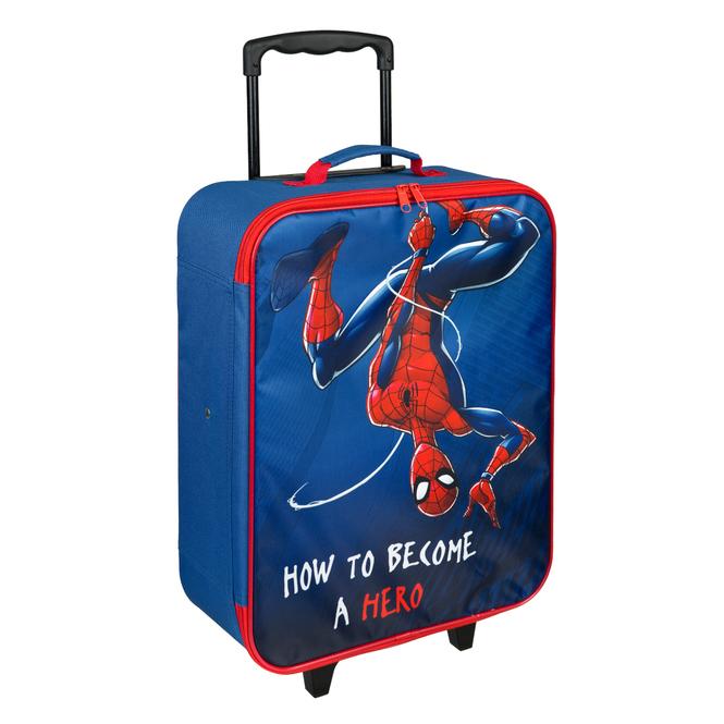 Spiderman - Trolley - dunkelblau