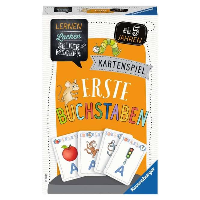 Erste Buchstaben - Kartenspiel - Ravensburger