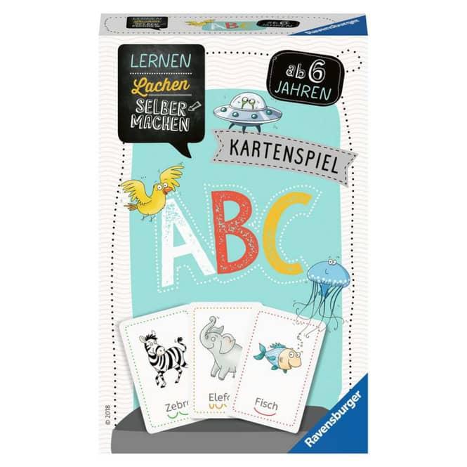 ABC - Kartenspiel - Ravensburger