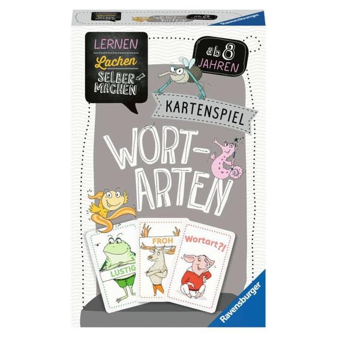 Wortarten - Kartenspiel - Ravensburger