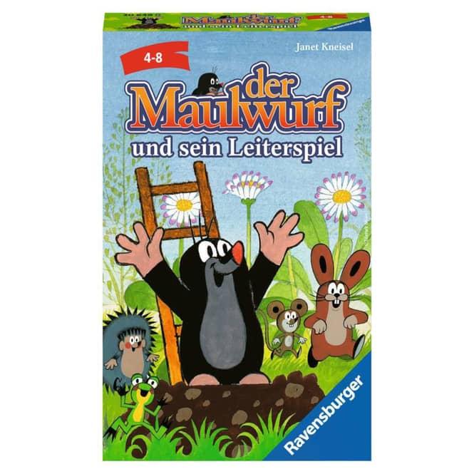 Der Maulwurf und sein Leiterspiel - Mitbringspiel - Ravensburger
