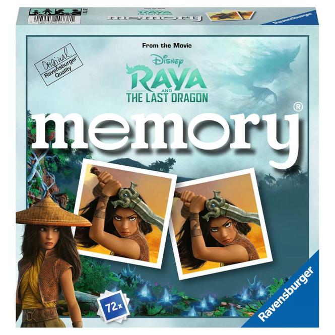 Raya und der letzte Drache - Memory - Ravensburger