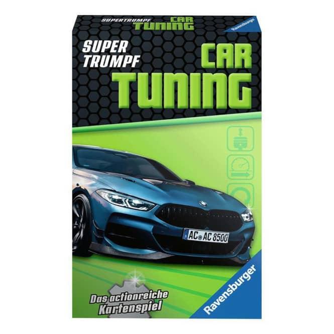 Car Tuning - Trumpf Kartenspiel - Ravensburger