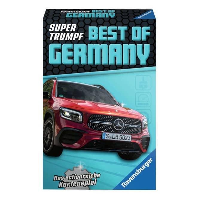 Best of Germany - Trumpf Kartenspiel - Ravensburger
