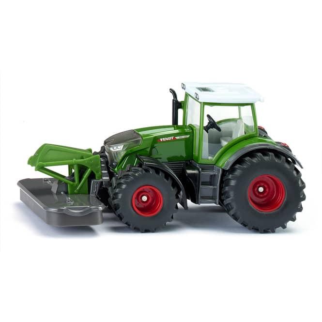 Siku Farmer 2000 - Fendt 942 Vario mit Frontmäher