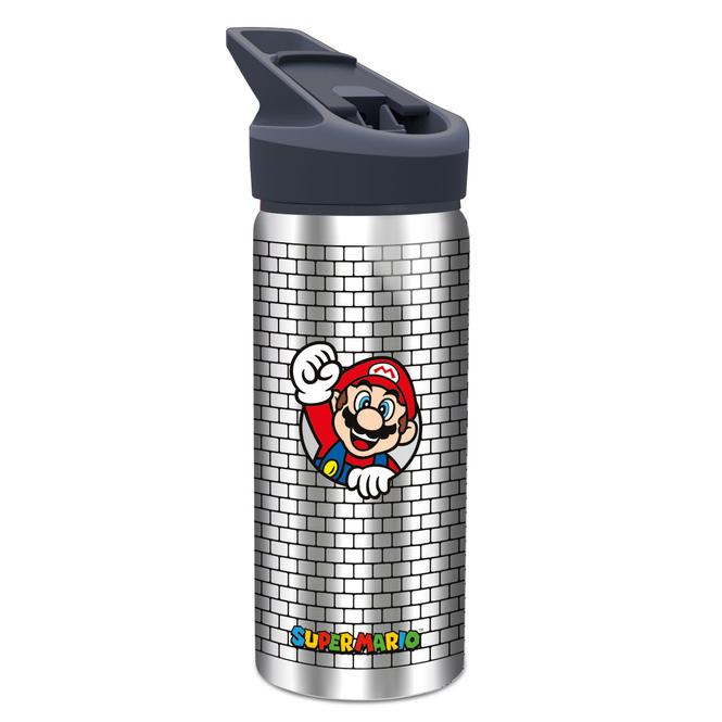 Super Mario - Trinkflasche - ca. 710 ml