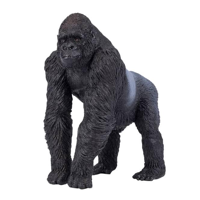 Besttoy - Gorilla Silberrücken - Spielfigur 381003