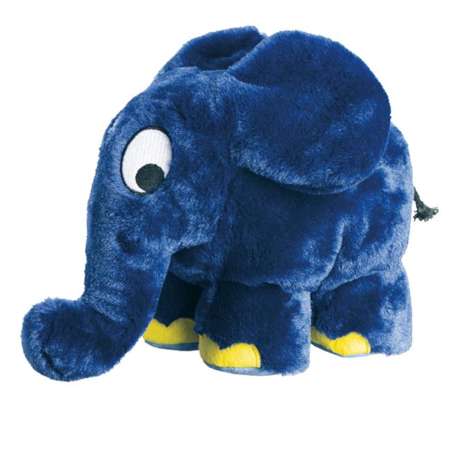 Die Maus - Plüschfigur Elefant - 22 cm