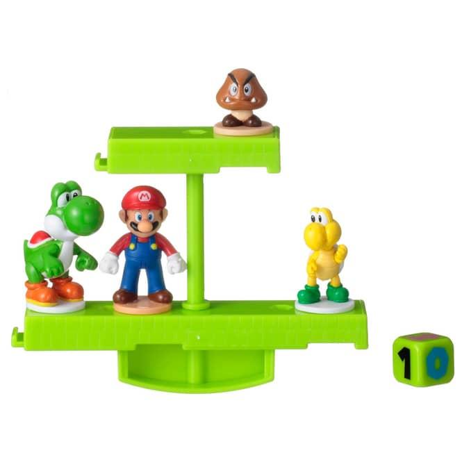 Super Mario - Balancierspiel - Ground Stage