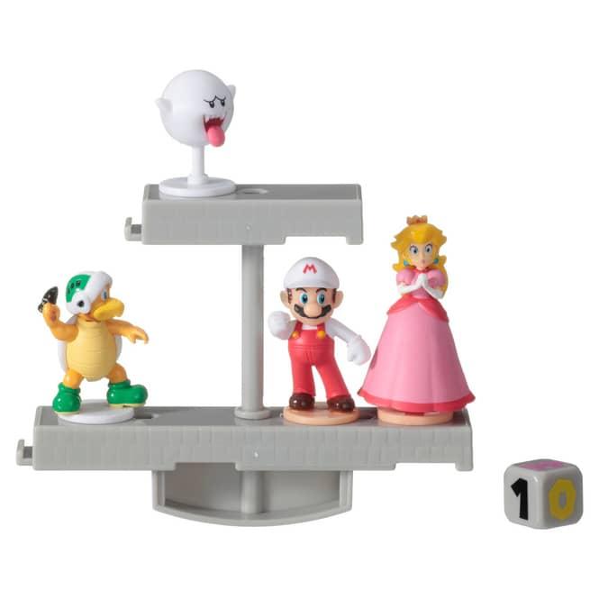 Super Mario - Balancierspiel - Castle Stage