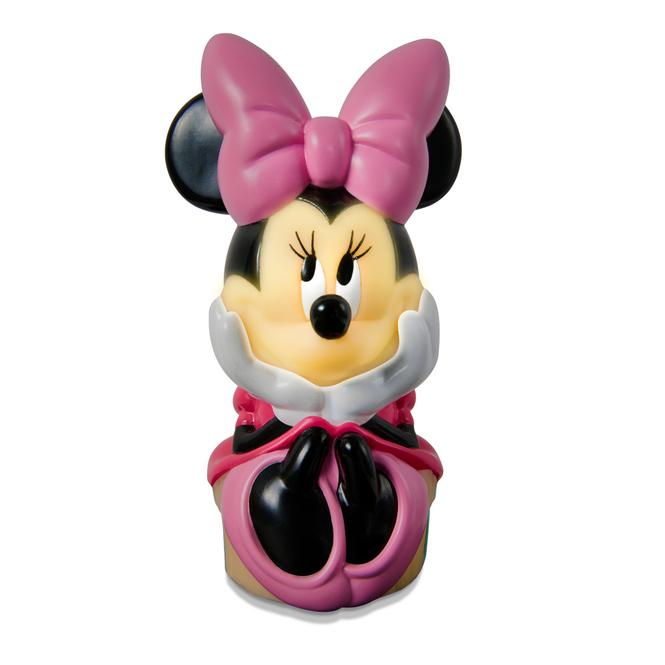 Minnie Maus - 2-in-1 Nachtlicht und Taschenlampe - Minnie