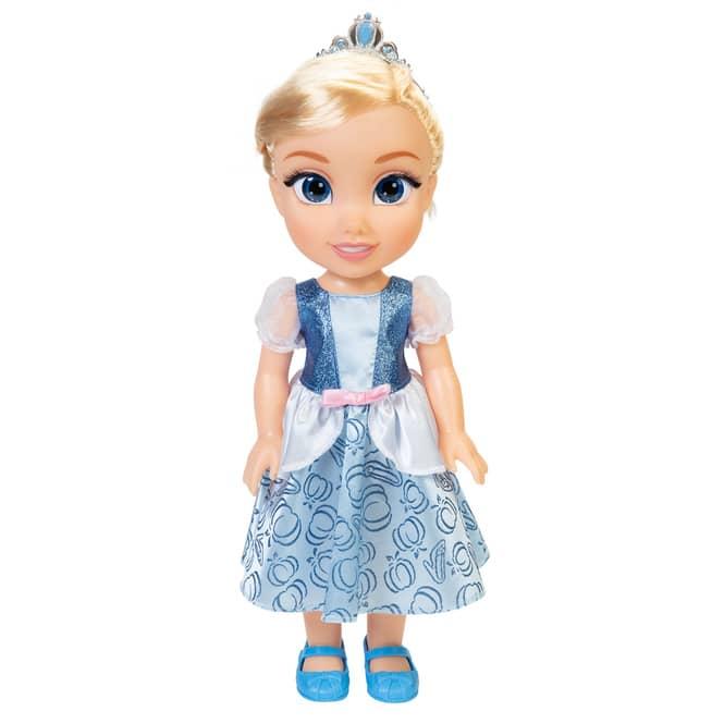 Disney Prinzessin - Spielpuppe - Cinderella