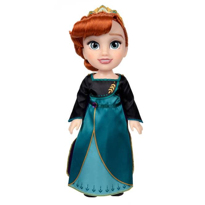 Disney Prinzessin - Spielpuppe - Königin Anna