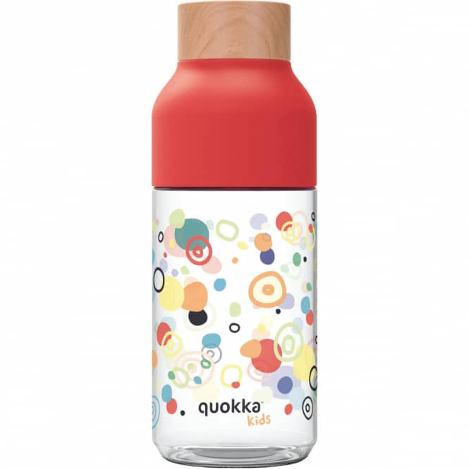 Quokka Kids - Trinkflasche - Ice Dots - 570 ml