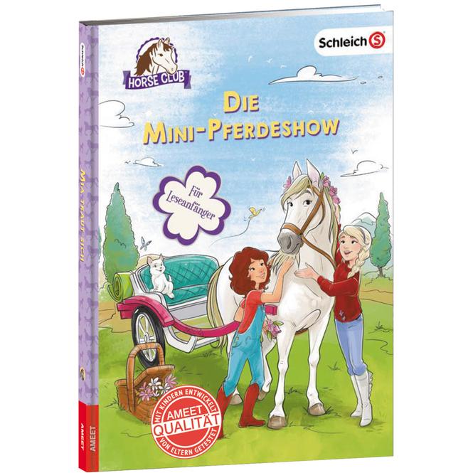 Schleich Horse Club - Die Mini-Pferdeshow