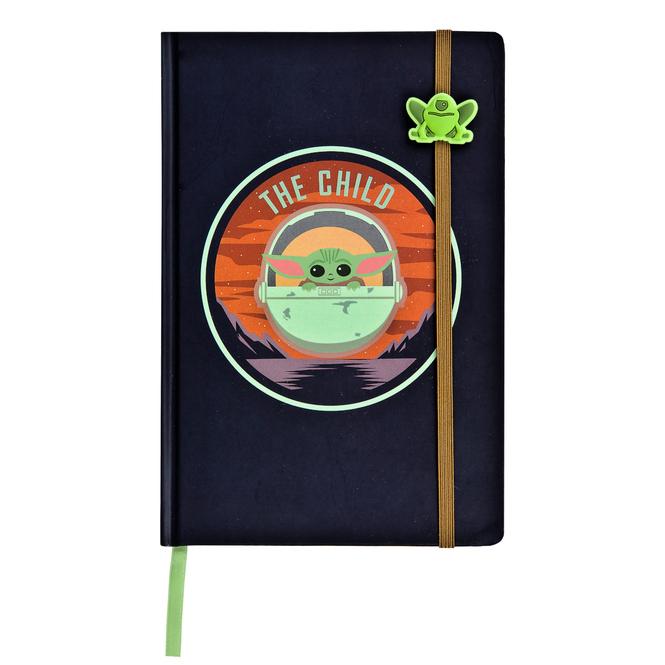 Star Wars - Das Kind - Notizbuch - DIN A5