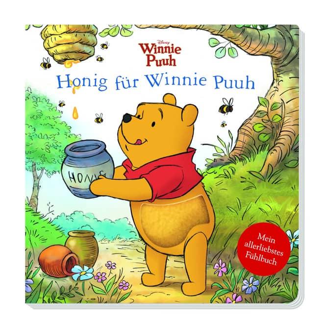 Disney Winnie Puuh - Honig für Winnie Puuh - Mein allerliebstes Fühlbuch