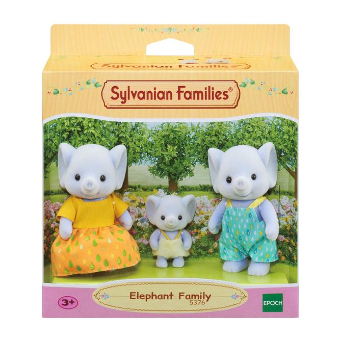 Sylvanian Families - Elefantenfamile