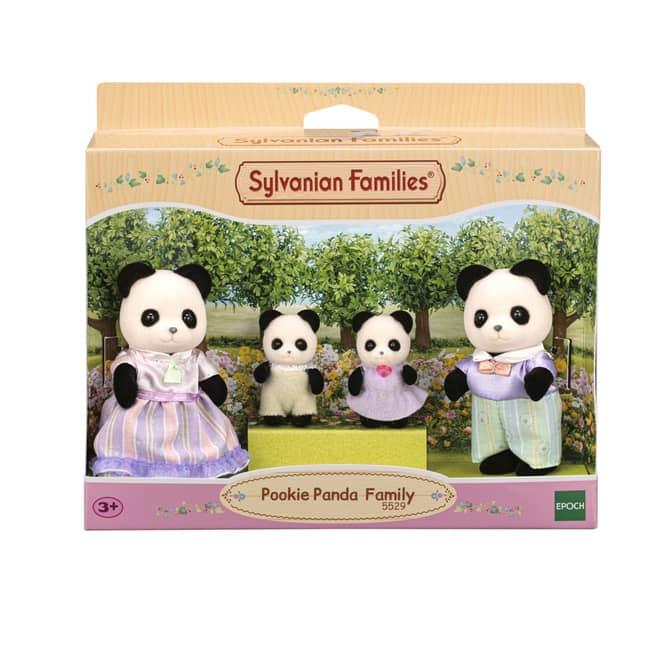 Sylvanian Families - Pandafamilie