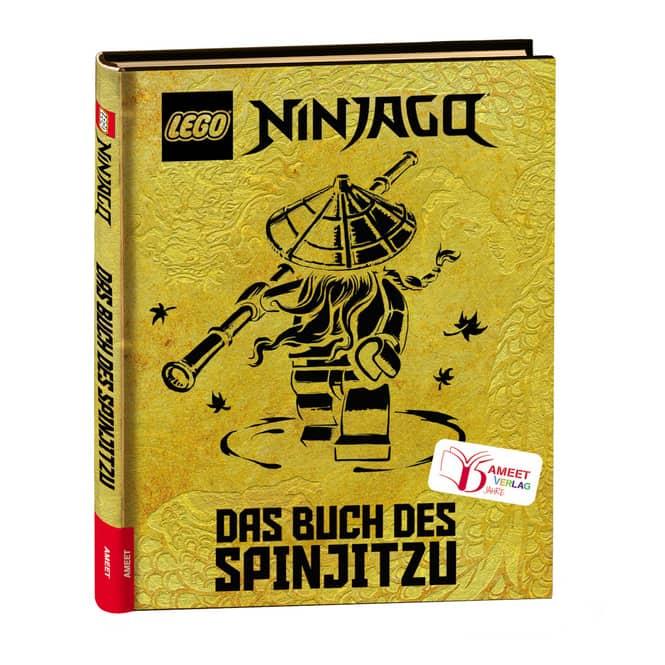 LEGO® NINJAGO® - Das Buch des Spinjitzu