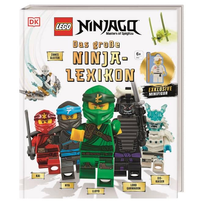 LEGO® NINJAGO® - Das große Ninja-Lexikon