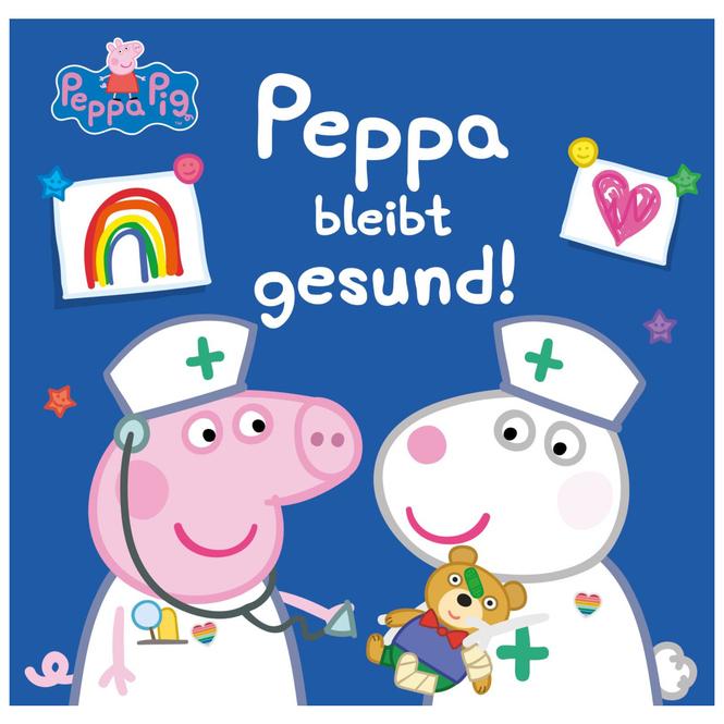 Peppa Wutz- Peppa bleibt gesund!