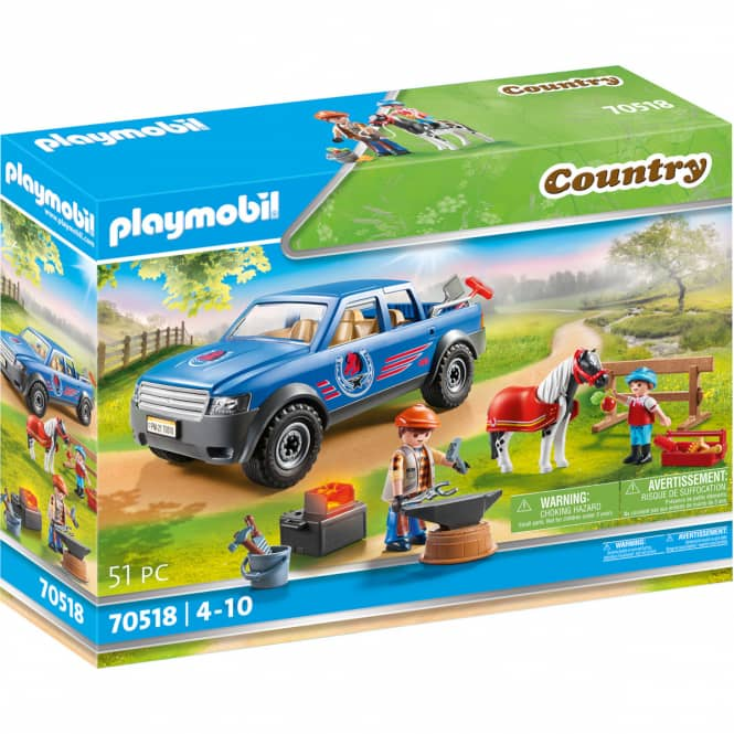 Playmobil® 70518 - Mobiler Hufschmied - Playmobil® Country