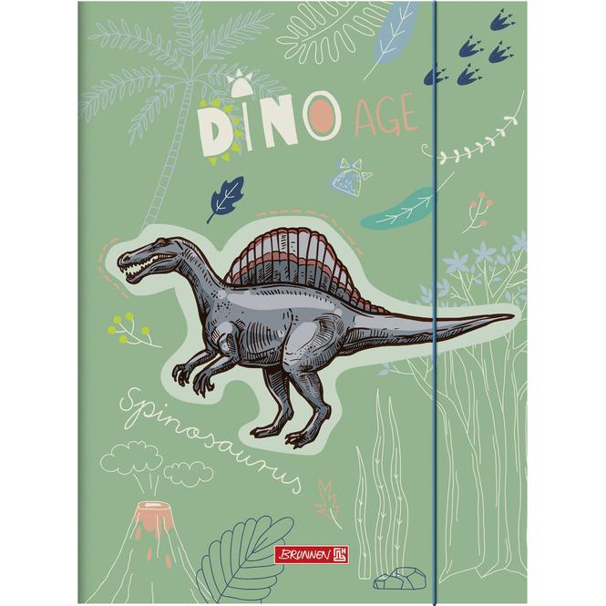 Brunnen - Sammelmappe DIN A3 - Dinosaurier