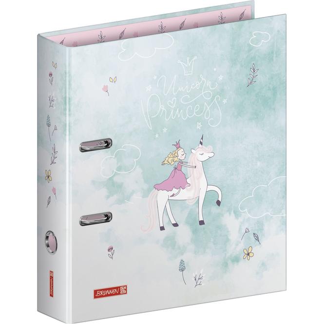 Brunnen - Ordner DIN A4 - Unicorn Princess