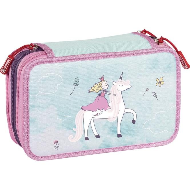 Brunnen - Federmäppchen - Unicorn Princess