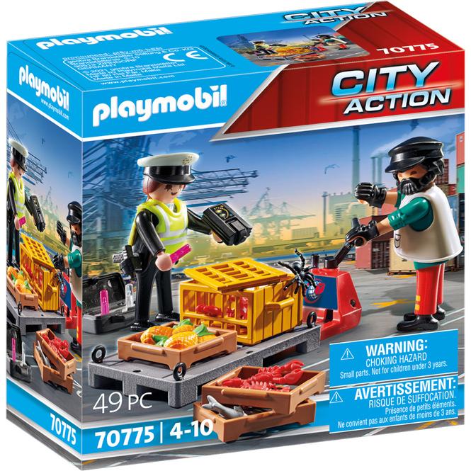 Playmobil® 70775 - Zollkontrolle - Playmobil® City Action