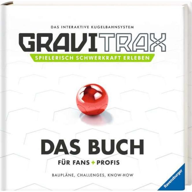 GraviTrax - Das Buch - Für Fans und Profis