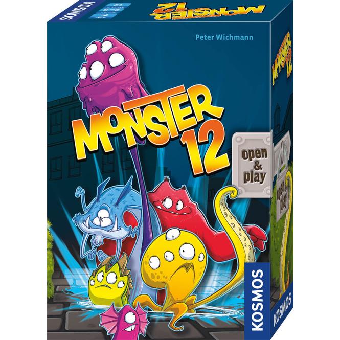Monster 12 - Würfelspiel