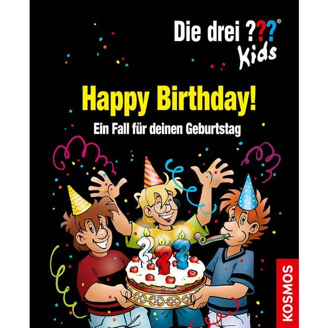 Die drei ??? Kids - Happy Birthday