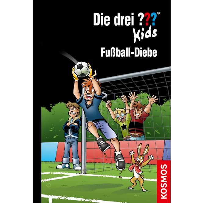 Die drei ??? Kids - Fußball-Diebe - Band 83